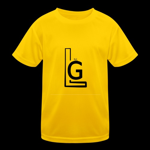 LegendgamingNL - Functioneel T-shirt voor kinderen