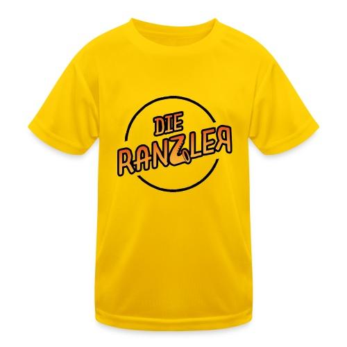 Die Ranzler Merch - Kinder Funktions-T-Shirt