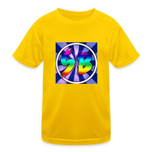 ScooterBros On Yt This Is Our Merch - Kids Functional T-Shirt