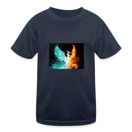 Elemental phoenix - Kids Functional T-Shirt