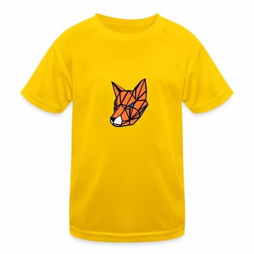 renard geometrique - T-shirt sport Enfant