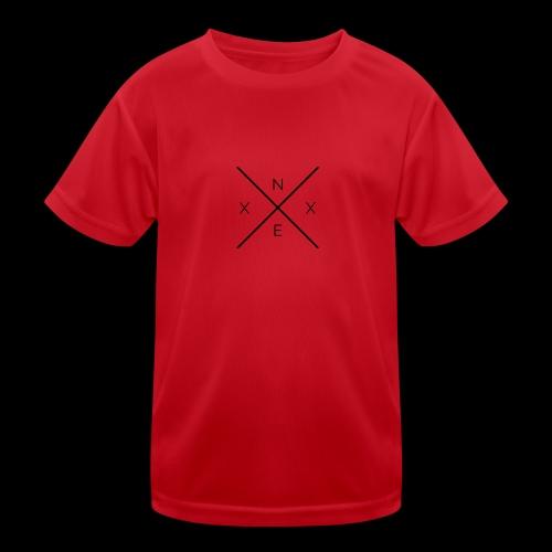 NEXX cross - Functioneel T-shirt voor kinderen