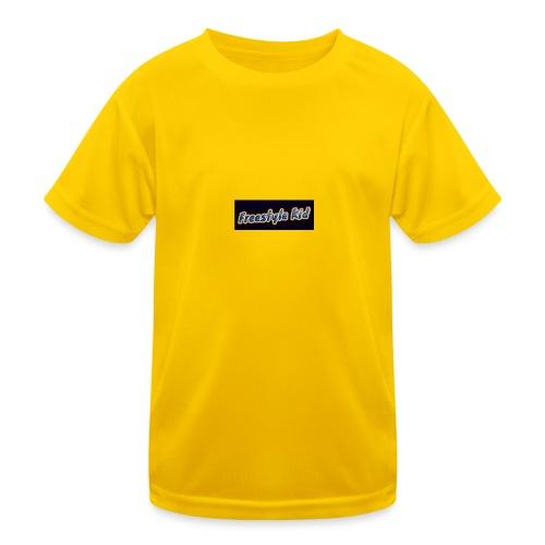 Freestyle Kid - Kids Functional T-Shirt