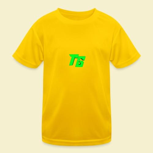 TristanGames logo merchandise - Functioneel T-shirt voor kinderen