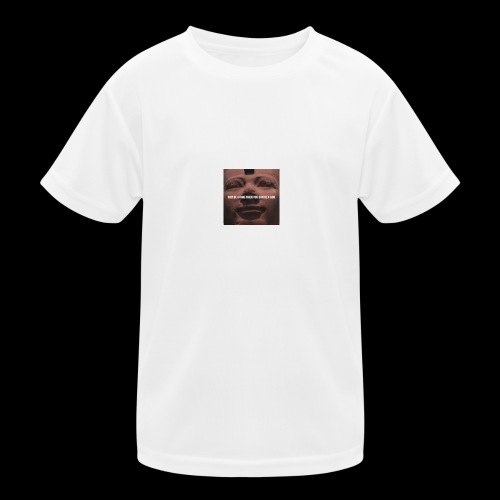 Why be a king when you can be a god - Kids Functional T-Shirt