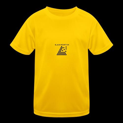 Black Mountain - T-shirt sport Enfant