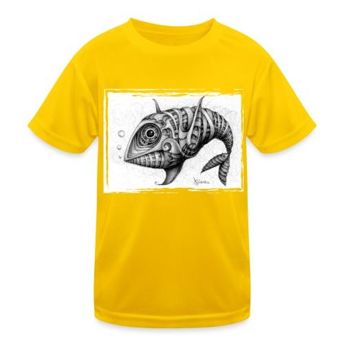 Pesce & Fish - Maglietta sportiva per bambini
