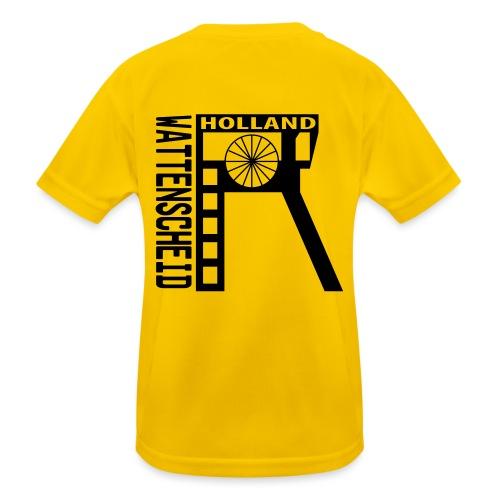 Zeche Holland (Wattenscheid) - Kinder Funktions-T-Shirt