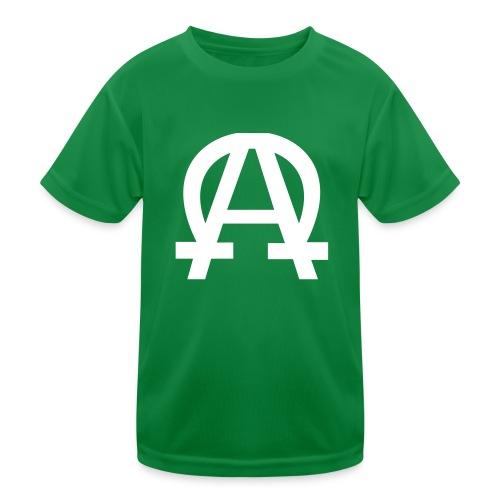 alpha-oméga - T-shirt sport Enfant