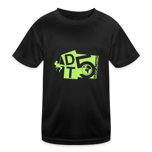 D5 T5 - 2011 - 1color - Kinder Funktions-T-Shirt