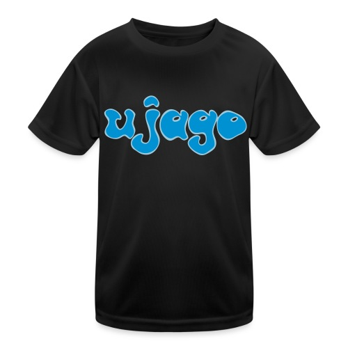 ujago_hellblau - Kinder Funktions-T-Shirt