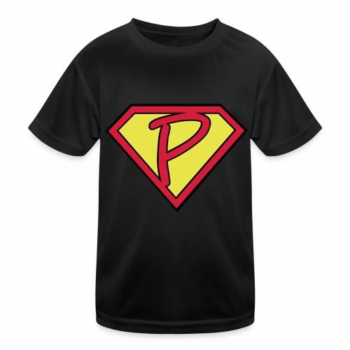 superp 2 - Kinder Funktions-T-Shirt