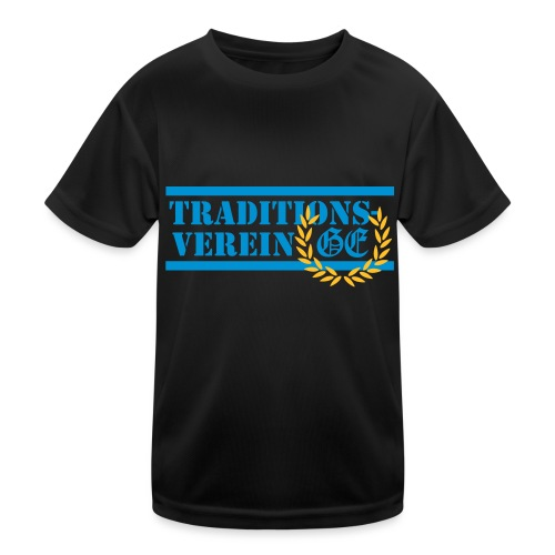 Traditionsverein - Kinder Funktions-T-Shirt
