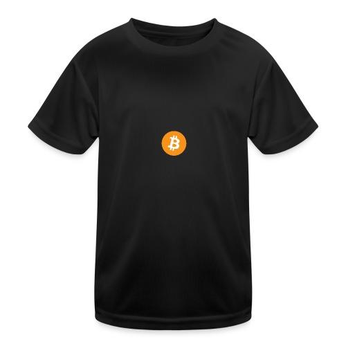 Bitcoin - Kids Functional T-Shirt