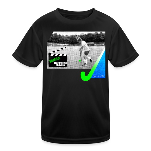 Team #Hockeyliebe - Kinder Funktions-T-Shirt
