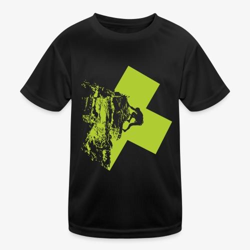 Climbing - Kids Functional T-Shirt