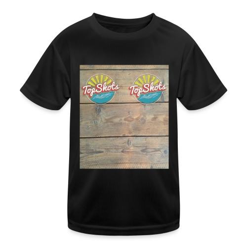 TenSlippers - Functioneel T-shirt voor kinderen