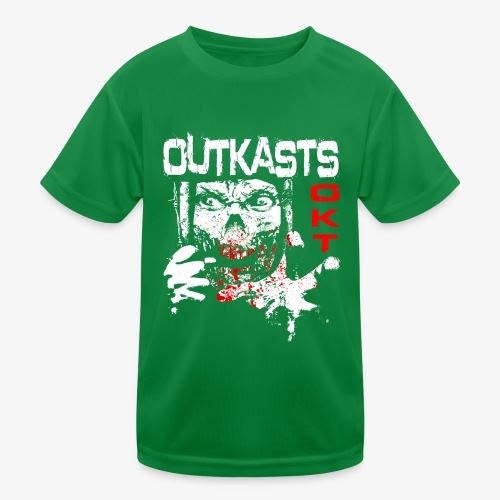 Outkasts Scum OKT Front - Kids Functional T-Shirt