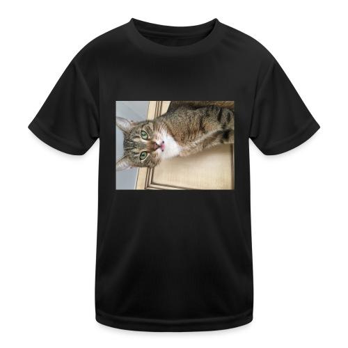 Kotek - Funkcjonalna koszulka dziecięca