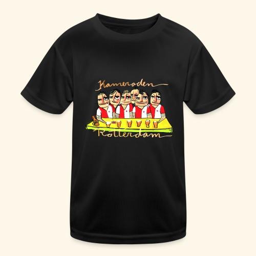 Kameraden Feyenoord - Functioneel T-shirt voor kinderen