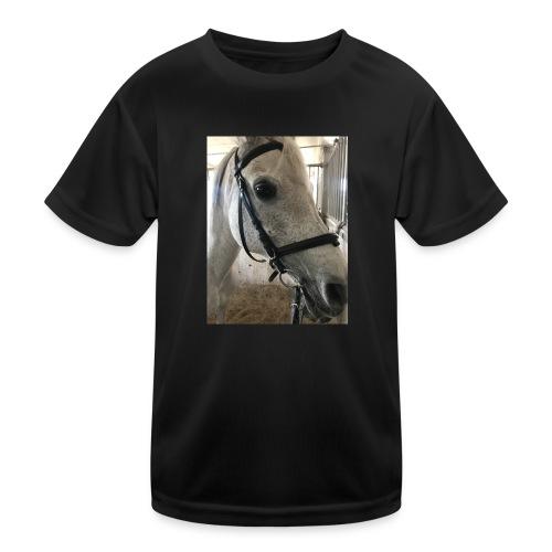 9AF36D46 95C1 4E6C 8DAC 5943A5A0879D - Funksjons-T-skjorte for barn