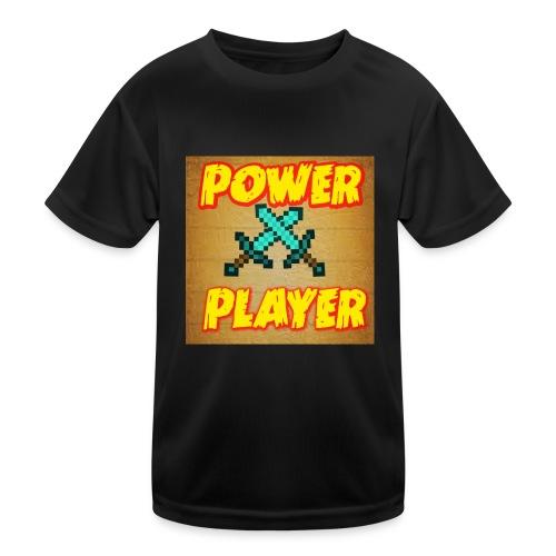 NUOVA LINEA POWER PLAYER - Maglietta sportiva per bambini