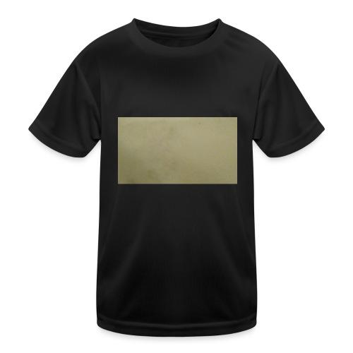 1511416685704631737378Marble t-shirt - Lasten tekninen t-paita