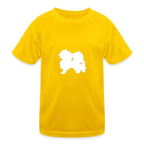 All white Arcanine Merch - T-shirt sport Enfant