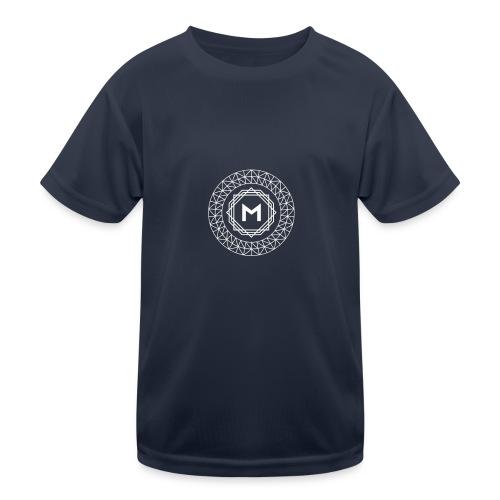 MRNX MERCHANDISE - Functioneel T-shirt voor kinderen