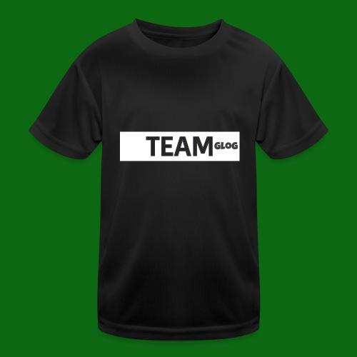 Team Glog - Kids Functional T-Shirt
