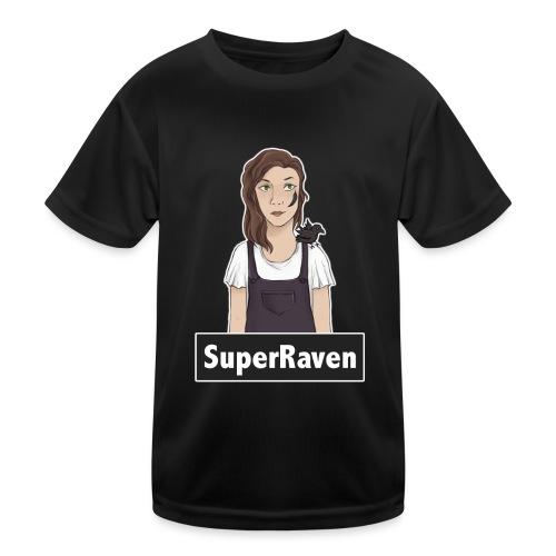 SuperRaven - Kids Functional T-Shirt
