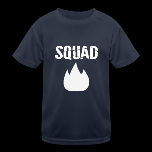 squad 2 - Functioneel T-shirt voor kinderen