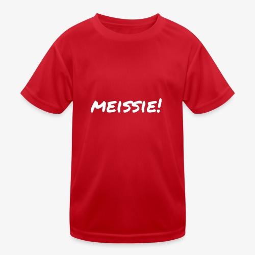 meissie - Functioneel T-shirt voor kinderen