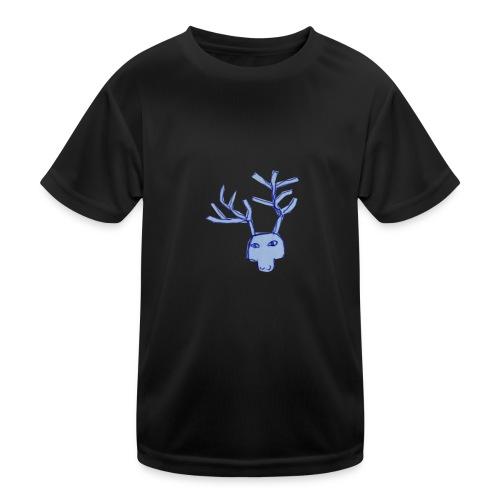 Jelen - Funkcjonalna koszulka dziecięca