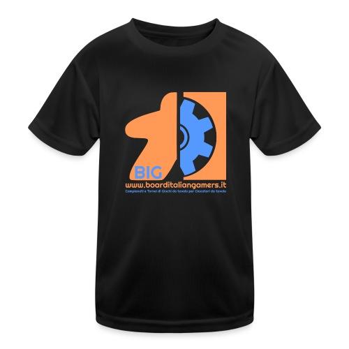 BIG - Maglietta sportiva per bambini