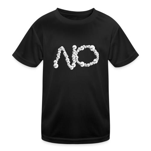 No Meme - Maglietta sportiva per bambini