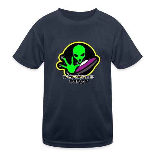 Logo Marcianos - Camiseta funcional para niños