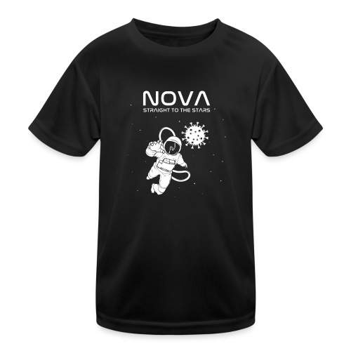 Novacyt cosmonaute - T-shirt sport Enfant