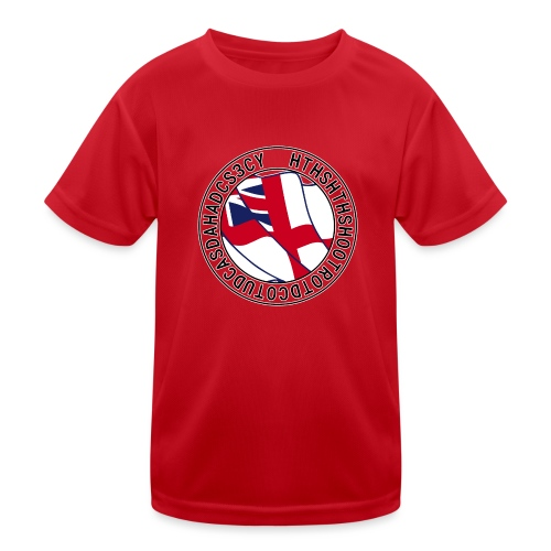 Hands to Harbour Stations (DC) - Kids Functional T-Shirt