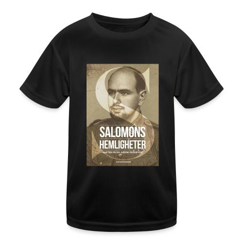 Salomons hemligheter - Funktions-T-shirt barn