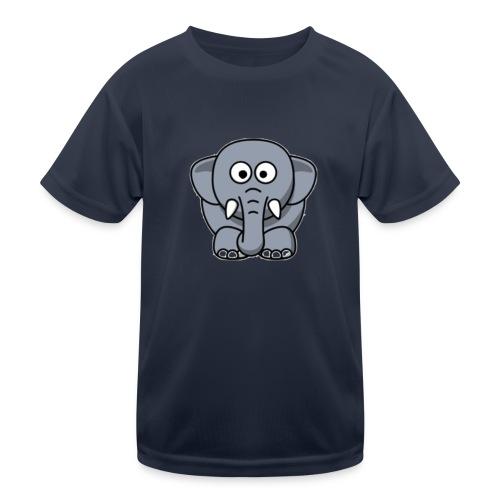 Olifantje - Functioneel T-shirt voor kinderen