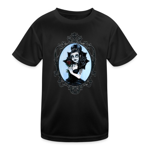 Model of the Year 2020 Lilith LaVey - Kids Functional T-Shirt