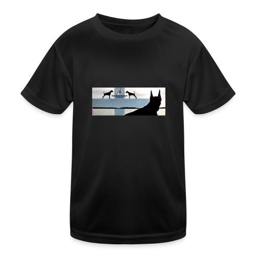 FBtausta - Lasten tekninen t-paita