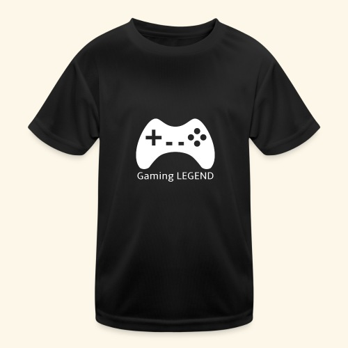 Gaming LEGEND - Functioneel T-shirt voor kinderen