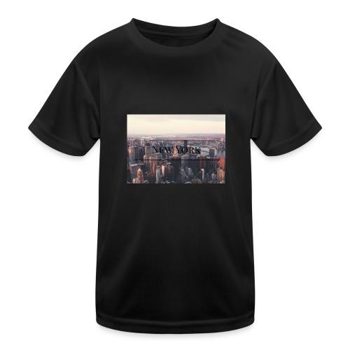 spreadshirt - T-shirt sport Enfant