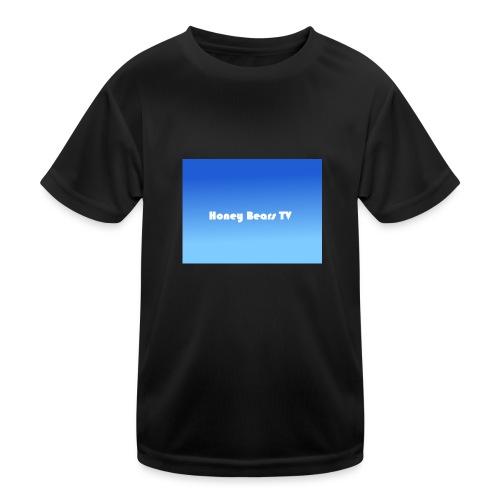 Honey Bears TV Merch - Kids Functional T-Shirt