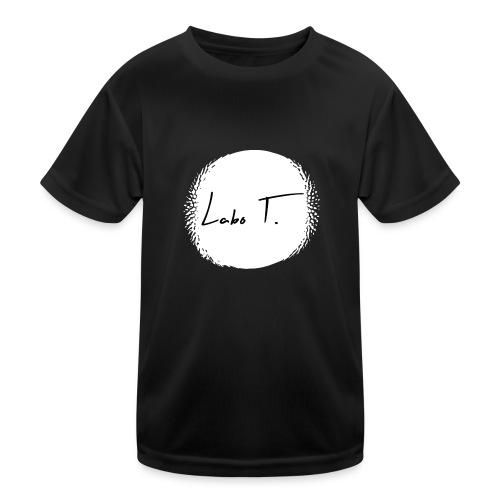 Labo T. - white - T-shirt sport Enfant