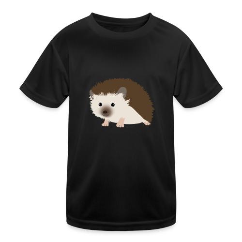 Siili - Lasten tekninen t-paita