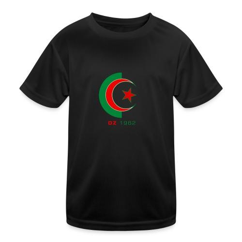 logo 3 sans fond dz1962 - T-shirt sport Enfant