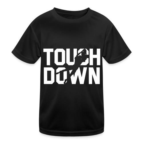 Touchdown - Kinder Funktions-T-Shirt